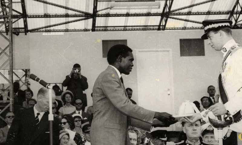 Today In History: Prime Minister Obote Makes Inaugural Independence Speech At Kololo