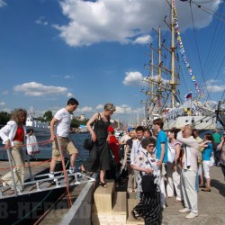 The Tall Ship's Races Baltic-2009
