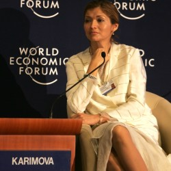 Gulnora_I._Karimova_-_World_Economic_Forum_on_the_Middle_East_2009-CROP