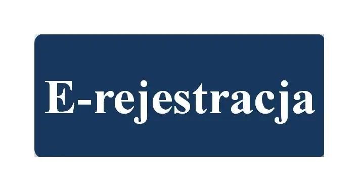 E-Rejestracja przycisk