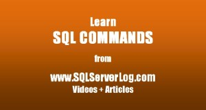SQLCommands