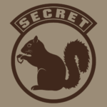 Super Secret Squirrel