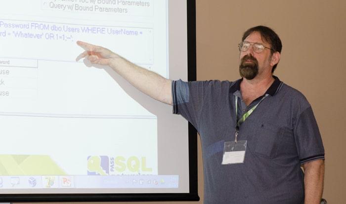 SQL Server Presentations