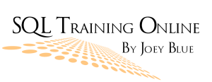 SQL Training Online