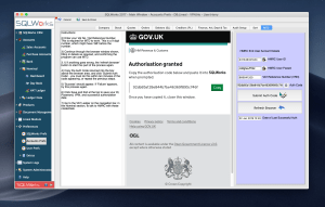 making tax digital authorisation