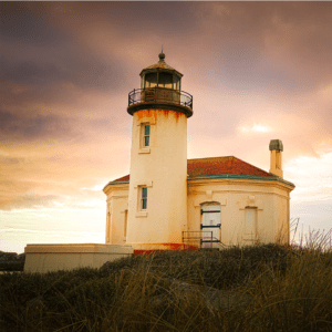 Dramatic Light House