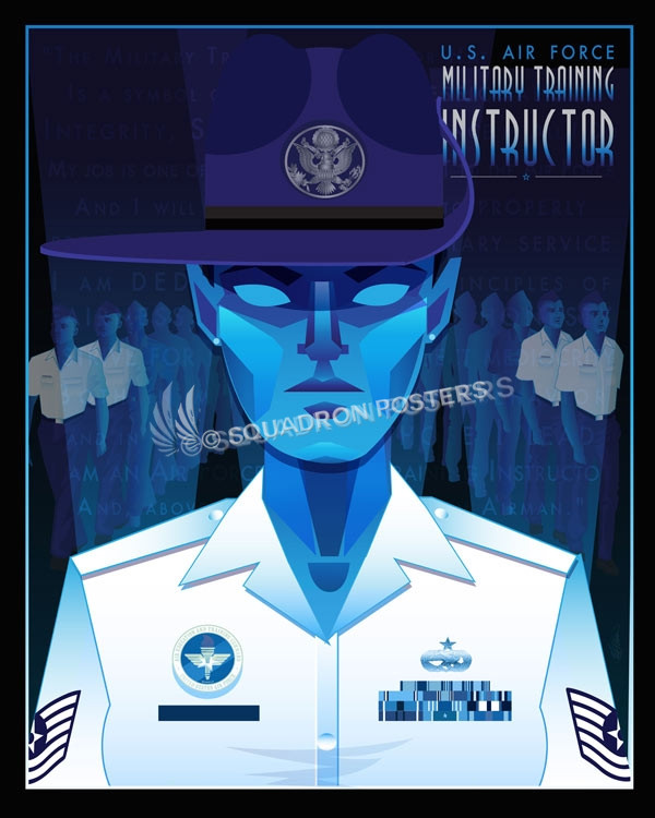 Air Force Basic Training Instructor