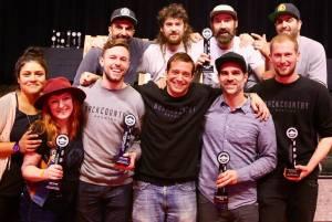 Team photo at BCB Awards