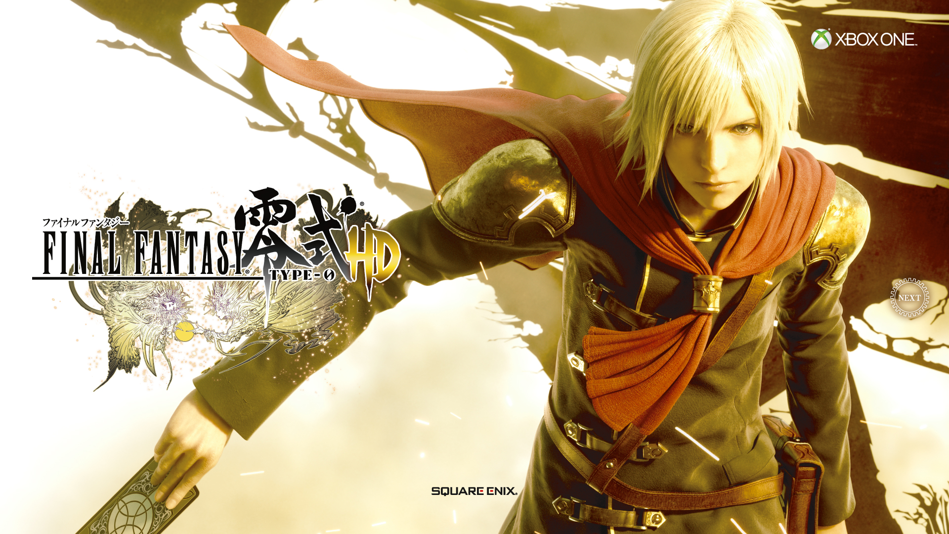 XBOX ONE FINAL FANTASYHD SQUARE ENIX