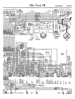 195868 Ford Electrical Schematics