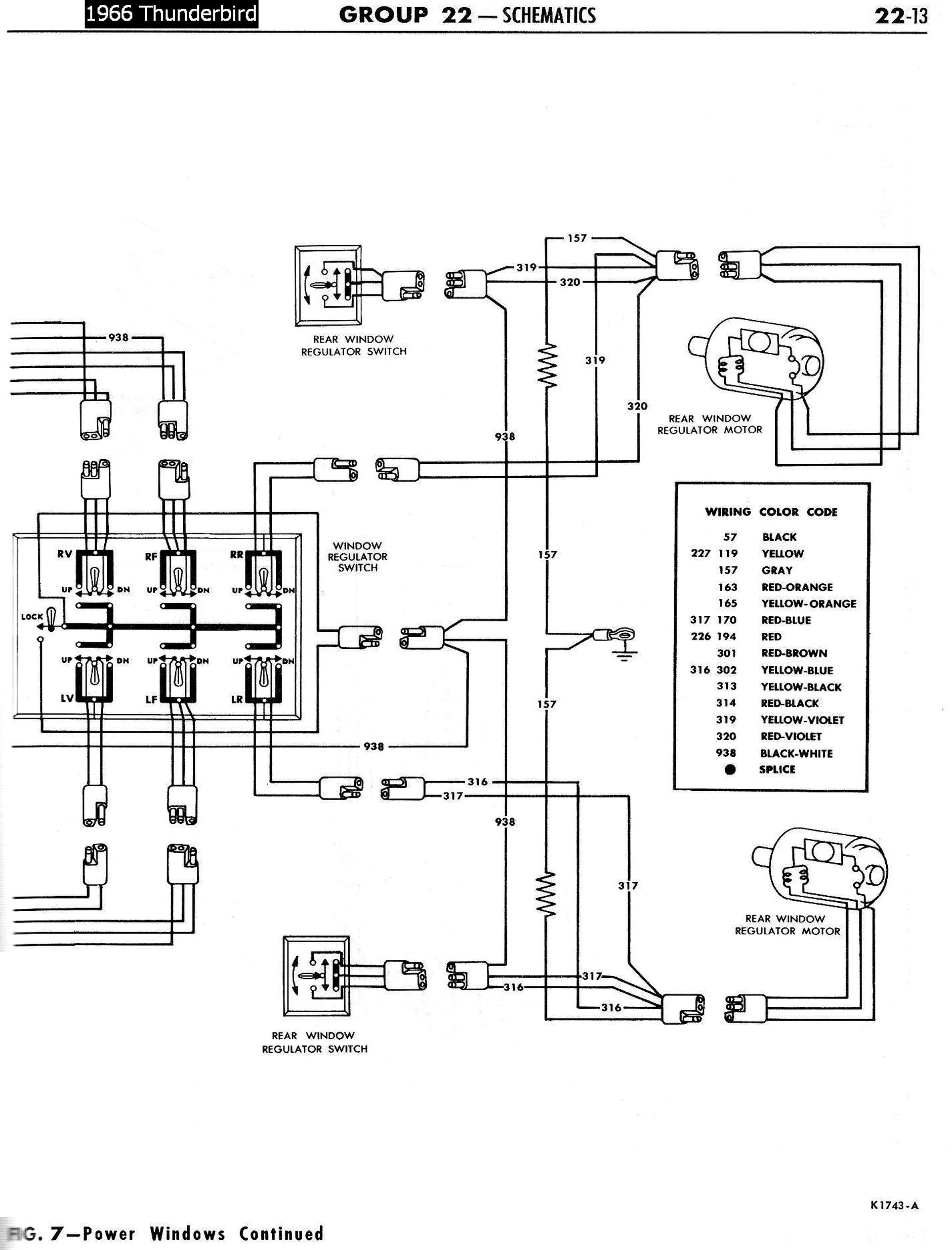 T Bird Fuel Line Schematic