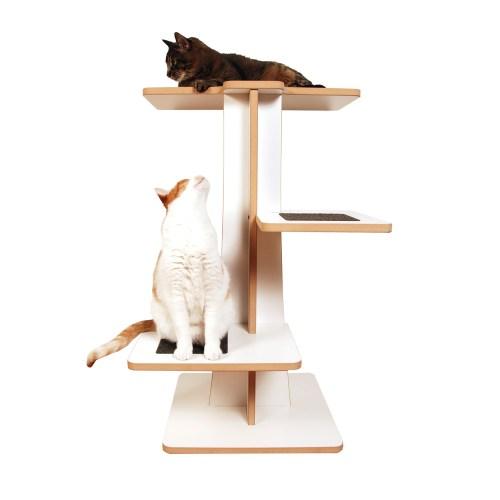 modern cat tree