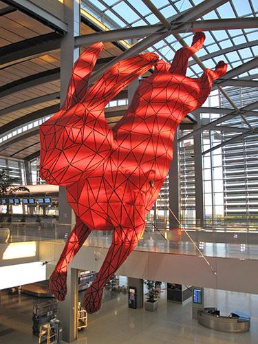 Sacramento Airport Art Scores A Hit