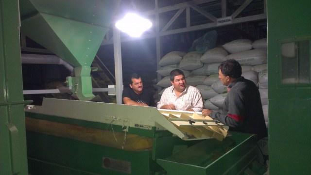 Ricardo, Juan Ramon and Marvin
