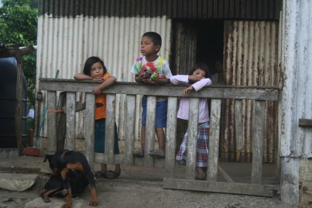 The kids at Mauritania