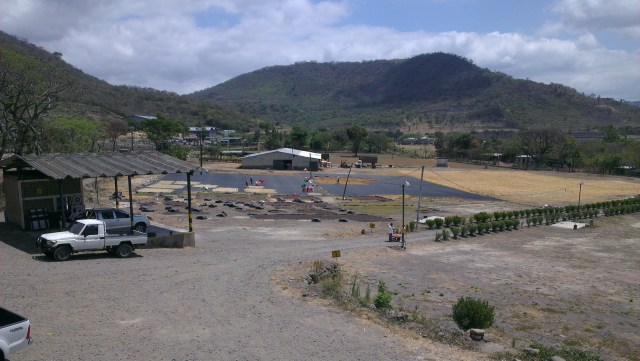 Don Esteban dry mill