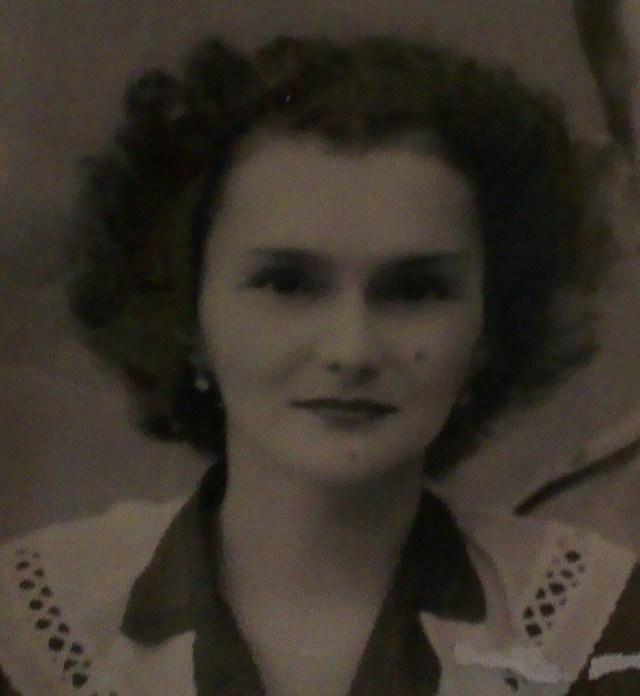 Grandma Mina McEwan