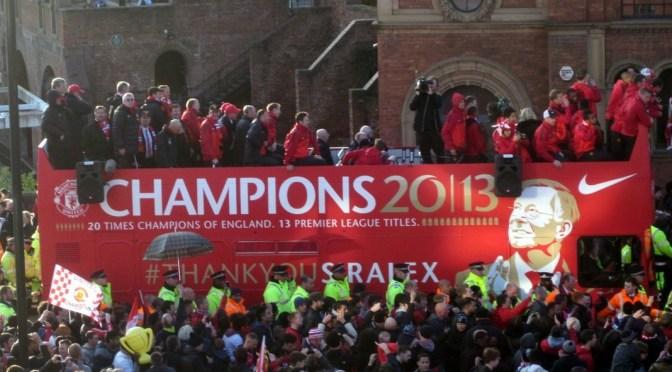 United parade / Fergie retires