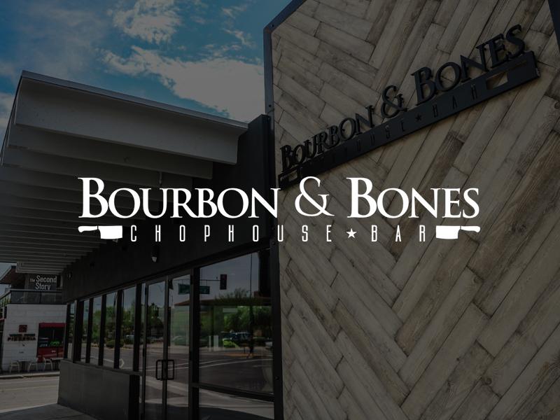 Bourbon & Bones chophouse scottsdale