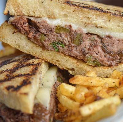 Recipe Friday: Famous 48's Short Rib Melt