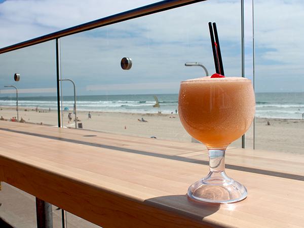 Shore Club Beach Drink