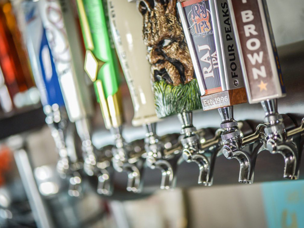 Bars on tap at High Dive