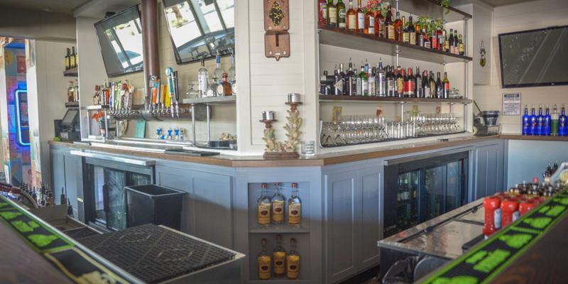 Bar in High DIve