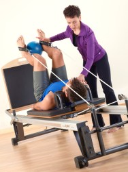 Stott Pilates Physiotherapy exercise