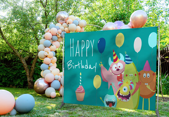 12 Cool Outdoor Birthday Party Decoration Ideas For Kids And Adults