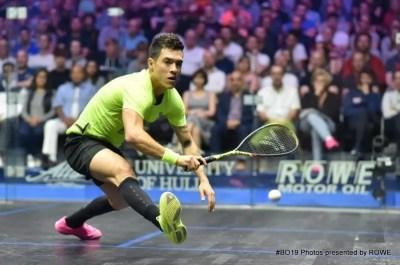 Miguel Angel Rodriguez - Squash Source