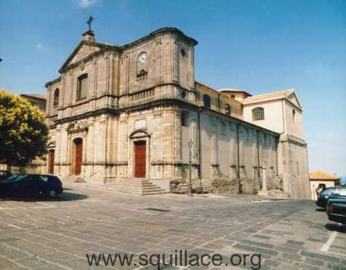 CATTEDRALE SQUILLACE