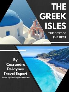 The Best Greek Isles