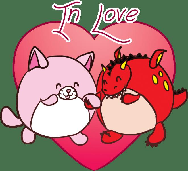 Squishy Valentines Day