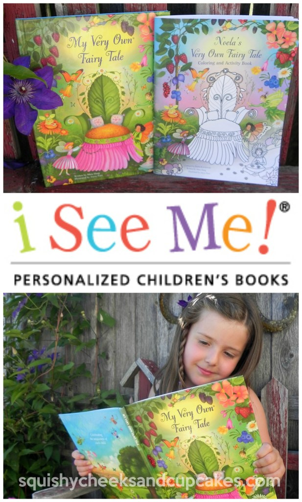 I See Me! Personalized Children's Books - Squishy Cheeks & Cupcakes Review