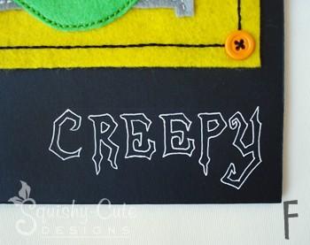 Padrões Applique grátis, costura de Halloween, padrões hallween