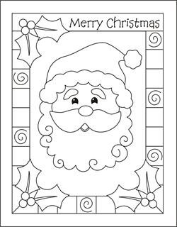 free coloring cards amp tags for christmas squishy cute designs