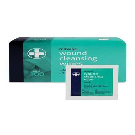 First Aid Wipes