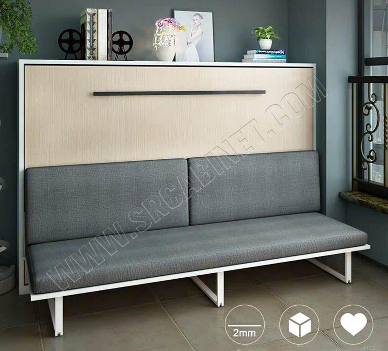 queen size horizontal smart bedroom