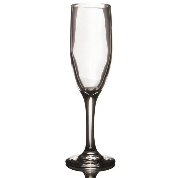Glassware- flute style champagne glass