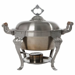 5 Qt. round chafing dish