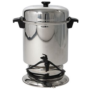 Large capacity 60-cup water or coffee pot