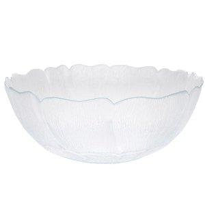 Magnolia design serving bowl