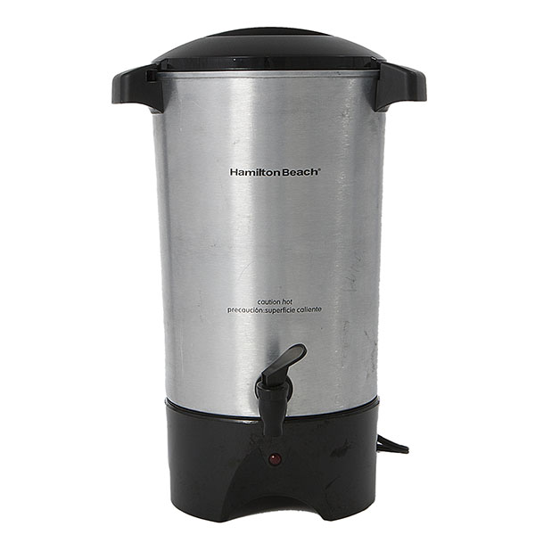 42-cup hot water pot