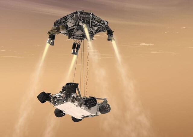 Vozilu koje je sletjelo na Mars ime dala srednjoškolka