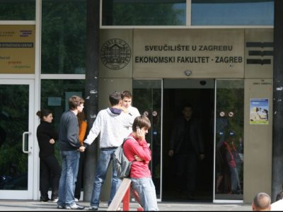 Rektor Bjeliš: 'Nismo mi krivi za ogroman broj ekonomista'