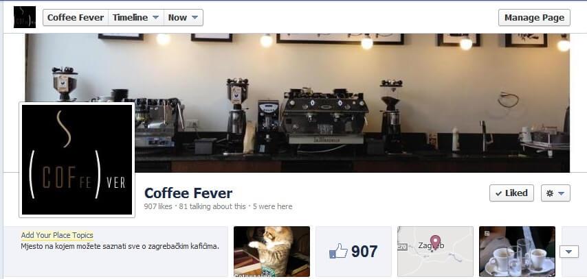 Ocjenjujemo kavu: projekt Coffee Fever