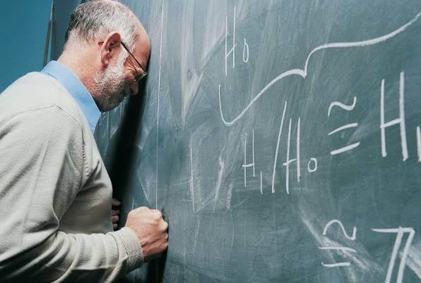 Što se dogodi kad parlamentarni zastupnik rješava matematički zadatak