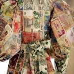 Haljina od novčanica