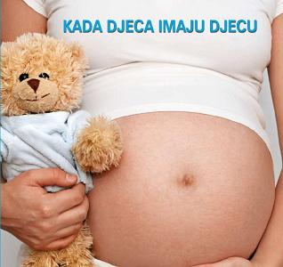 Hrvatska na vrhu Europe: Preko 5 000 maloljetničkih trudnoća u tri godine