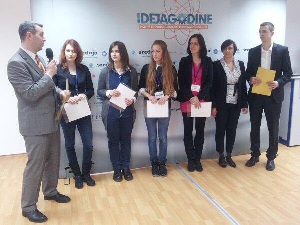 Pobjednicama Ideje godine čestitao gradonačelnik Varaždina